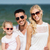 aile · plaj · başvurmak · büyük - stok fotoğraf © dolgachov