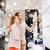 счастливым · ювелирные · магазине · молодые · романтические - Сток-фото © dolgachov