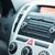 samochodu · stereo · kobiet · strony · popychanie · moc - zdjęcia stock © dolgachov