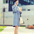 geslaagd · zakenvrouw · koffie · smartphone · kantoor · jonge - stockfoto © dolgachov