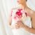 közelkép · gyönyörű · nő · gyűrű · karkötő · báj · szépség - stock fotó © dolgachov