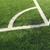 coin · terrain · de · football · herbe · artificielle · blanche · ligne · herbe - photo stock © dolgachov
