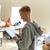 nauczyciel · uczeń · liceum · klasy · człowiek · student - zdjęcia stock © dolgachov