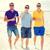 férfi · barátok · tengerpart · üvegek · ital · nyár - stock fotó © dolgachov