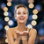 смеясь · женщину · вечернее · платье · что-то · реклама - Сток-фото © dolgachov