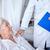 supérieurs · femme · médecin · presse-papiers · hôpital · médecine - photo stock © dolgachov