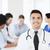 счастливым · врач · группа · больницу · клинике · профессия - Сток-фото © dolgachov