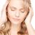worried woman with long hair stock photo © dolgachov