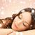 belleza · cara · Asia · mujer - foto stock © dolgachov
