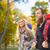 sorridere · Coppia · escursioni · avventura · viaggio · turismo - foto d'archivio © dolgachov