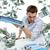 üzletember · pénzkeresés · üzlet · papír · pénzügy · bank - stock fotó © dolgachov