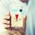 hand · gps · kaart · smartphone · business - stockfoto © dolgachov