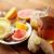 имбирь · чай · меда · цитрусовые · корицей · древесины - Сток-фото © dolgachov