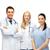 группа · врачи · больницу · клинике · профессия · люди - Сток-фото © dolgachov