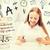 学生 · 少女 · 演奏 · 教育 · 技術 - ストックフォト © dolgachov