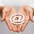 kezek · közelkép · mutat · valami · nő · kéz - stock fotó © dolgachov