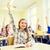 studia · klasie · szkoły · piśmie · dziewcząt - zdjęcia stock © dolgachov