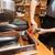 barista · kahve · kafe · cam · mutfak · alışveriş - stok fotoğraf © dolgachov