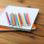 close up of crayons or color pencils stock photo © dolgachov