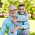 dziadek · wnuk · człowiek · szczęśliwy · dziecko - zdjęcia stock © dolgachov