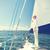 senior · man · zeil · boot · jacht · zeilen - stockfoto © dolgachov