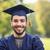student · vrijgezel · boord · onderwijs · afstuderen - stockfoto © dolgachov