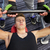 gymnasium · bank · druk · training · sterke · jonge · man - stockfoto © dolgachov