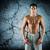 молодые · мужчины · Культурист · голый · мышечный · туловища - Сток-фото © dolgachov