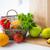 sepet · taze · sebze · mutfak · pişirme · diyet - stok fotoğraf © dolgachov