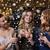 feliz · mujeres · champán · gafas · club · nocturno · celebración - foto stock © dolgachov