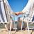 сидят · палуба · стульев · воды · человека - Сток-фото © dolgachov