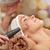 faccia · massaggio · spa · persone - foto d'archivio © dolgachov