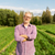 happy senior man at farm stock photo © dolgachov