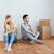 関係 · 危機 · 座って · ソファ · ホーム - ストックフォト © dolgachov