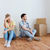 relación · crisis · sesión · sofá · casa - foto stock © dolgachov