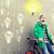 ciudad · bicicleta · concretas · pared · vintage · estilo - foto stock © dolgachov