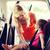 anya · baba · autó · ülés · család · lány - stock fotó © dolgachov