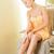 женщину · педикюр · лечение · Spa · салон · красоты - Сток-фото © dolgachov