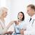 médico · prescripción · paciente · hospital · medicina · vejez - foto stock © dolgachov