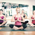 gruppo · sorridere · donne · fitness - foto d'archivio © dolgachov