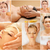 women having facial treatment in spa salon stock photo © dolgachov