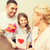 família · feliz · mães · dia · férias · família - foto stock © dolgachov