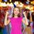 felice · teen · girl · discoteca · club · persone - foto d'archivio © dolgachov