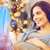 anyuka · gyönyörű · terhes · nő · tart · kicsi · babacipők - stock fotó © dolgachov