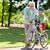 feliz · pequeno · menino · bicicleta · isolado · branco - foto stock © dolgachov
