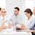equipe · de · negócios · reunião · escritório · negócio · amigável · grupo - foto stock © dolgachov