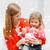 матери · девочку · Piggy · Bank · фотография · бизнеса · женщину - Сток-фото © dolgachov