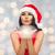 młodych · Święty · mikołaj · kobieta · bajki · pyłu - zdjęcia stock © dolgachov