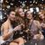 kobiet · smartphone · klub · nocny · uroczystości · znajomych - zdjęcia stock © dolgachov