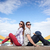 renkli · stil · hip-hop · gençler · mutlu · kız - stok fotoğraf © dolgachov